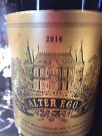 Alter Ego 2016 – Margaux