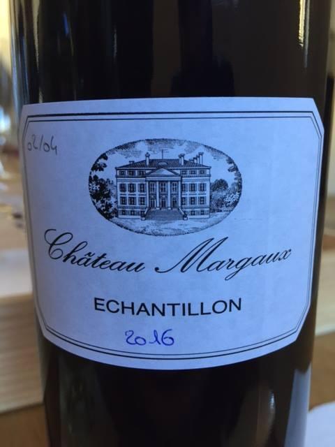Château Margaux 2016 – Margaux, 1er Grand Cru Classé