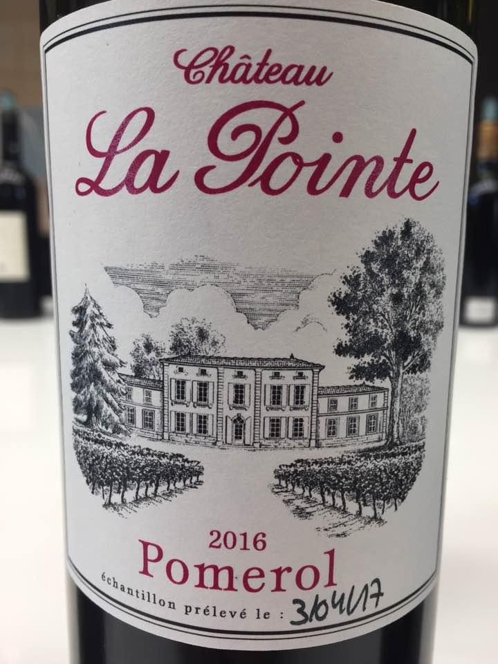 Château La Pointe 2016 – Pomerol