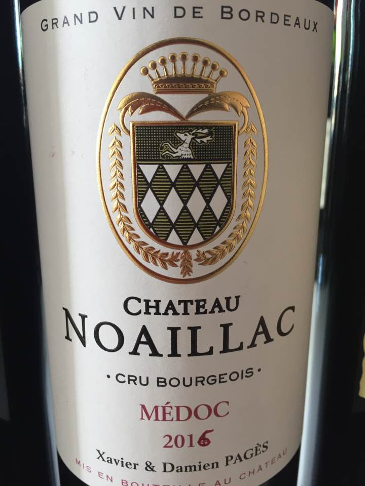 Château Noaillac 2016 – Médoc