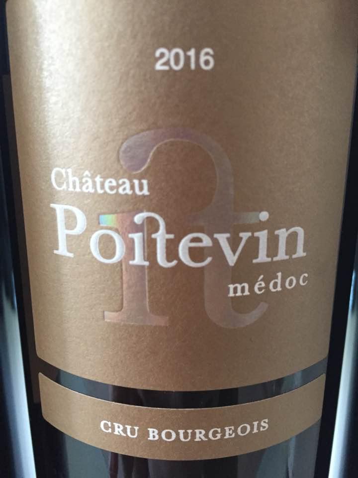 Château Poitevin 2016 – Médoc