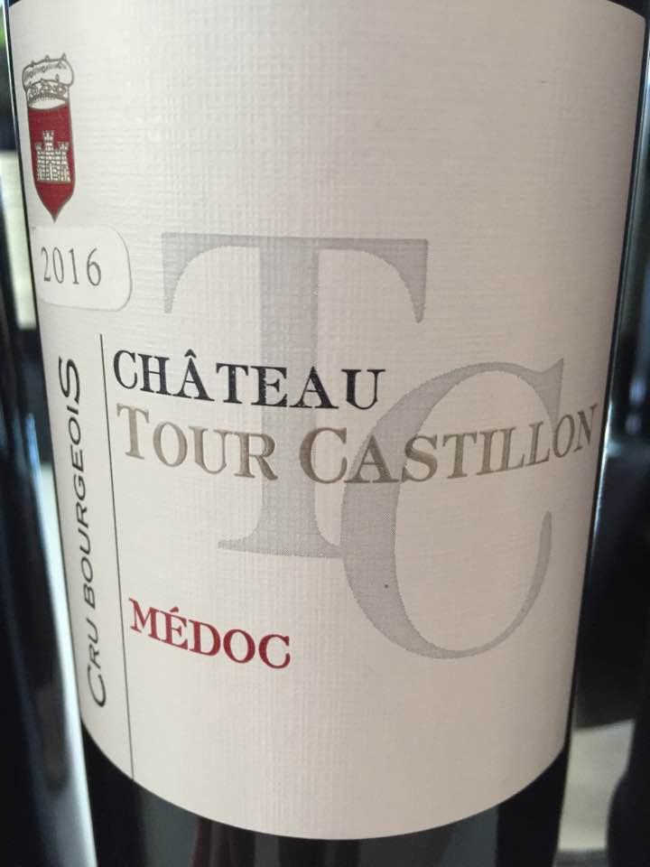 Château Tour Castillon 2016 – Médoc
