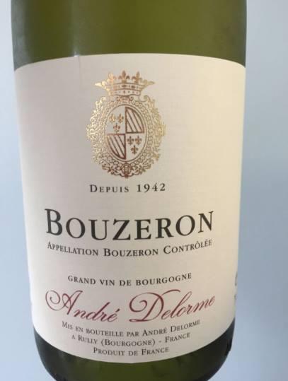 André Delorme 2015 – Bouzeron
