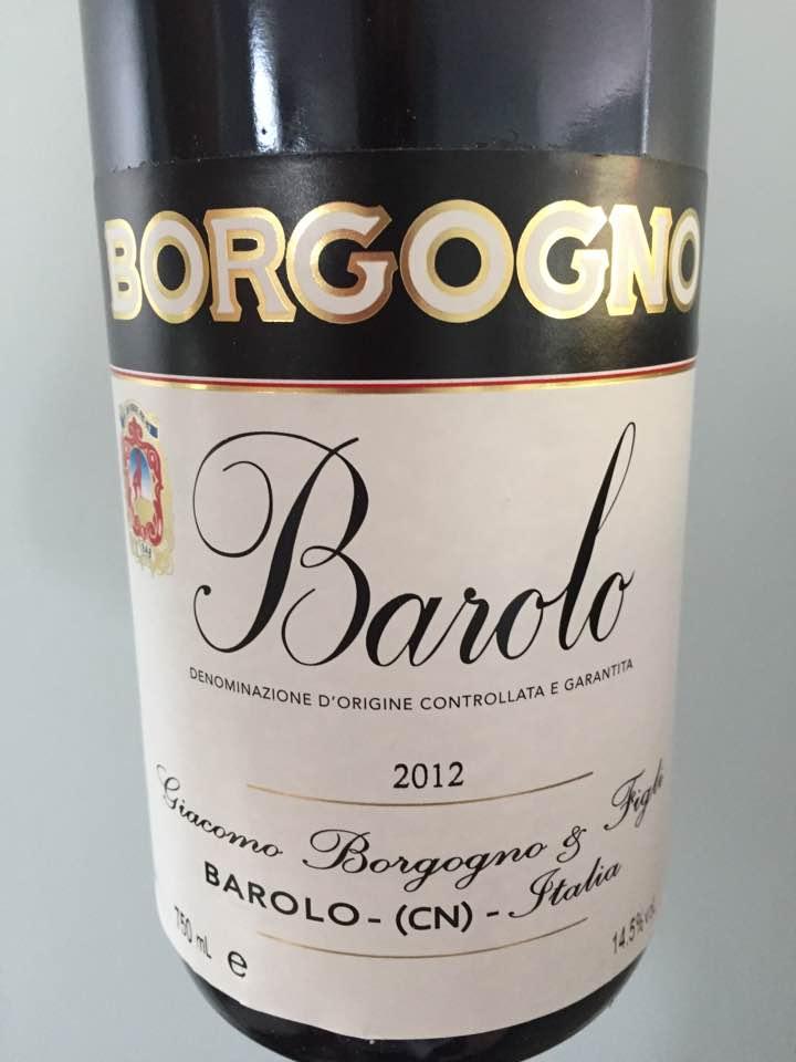 Borgogno 2012 – Barolo