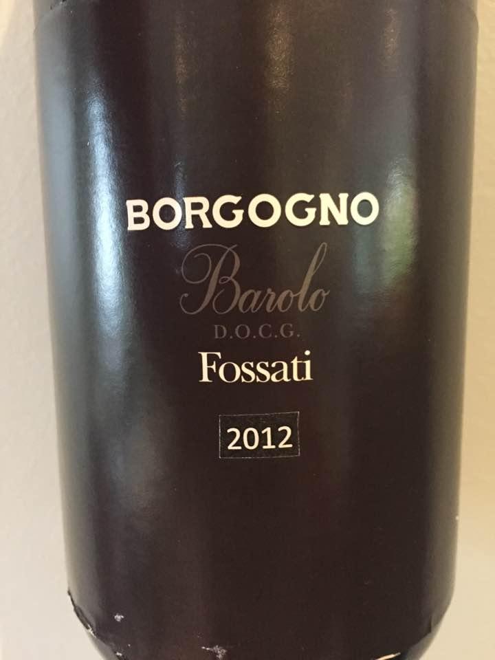 Borgogno – Fossati 2012 – Barolo DOCG
