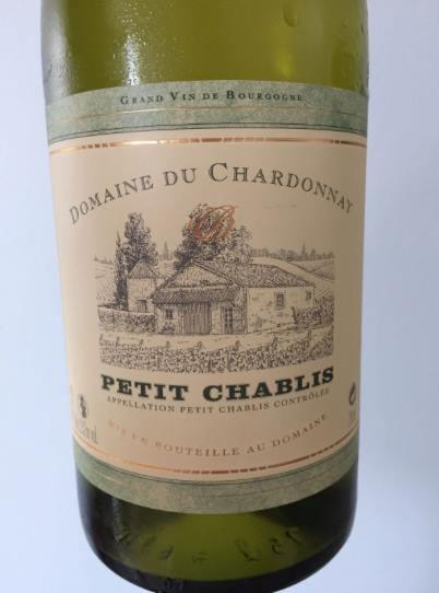 Domaine du Chardonnay 2015 – Petit Chablis