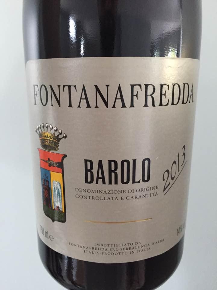 Fontanafredda 2013 – Barolo