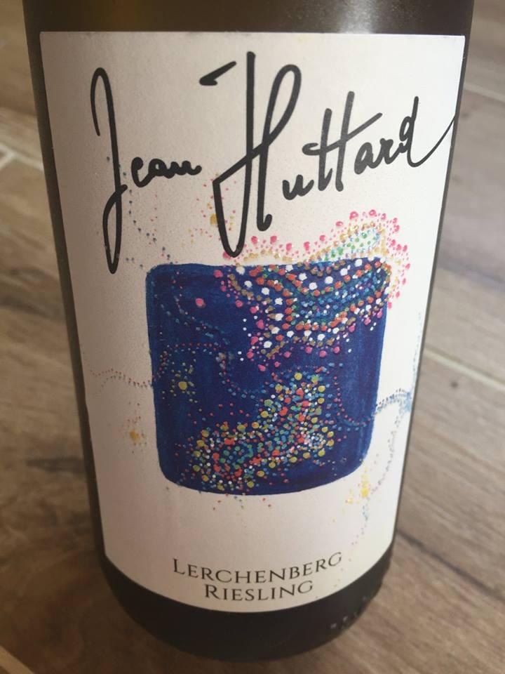 Jean Huttard – Riesling 2014 – Lerchenberg – Alsace