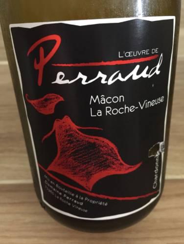 L'œuvre de Perraud 2014 – Mâcon La Roche-Vineuse