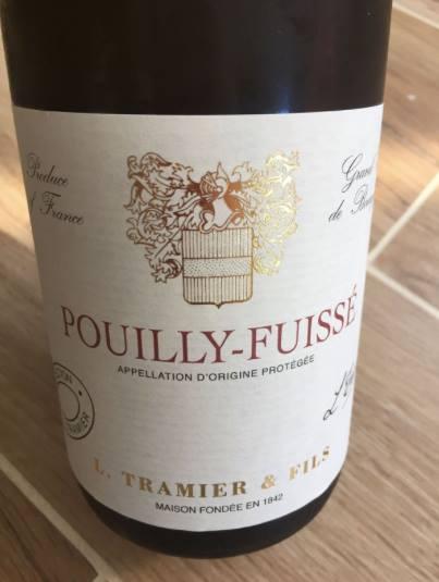L. Tramier & Fils – Collection 2015 – Pouilly-Fuissé