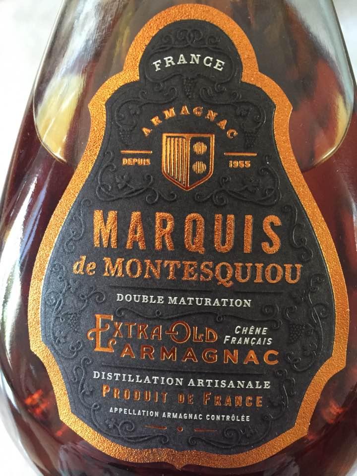 Marquis de Montesquiou – Extra Old – Armagnac
