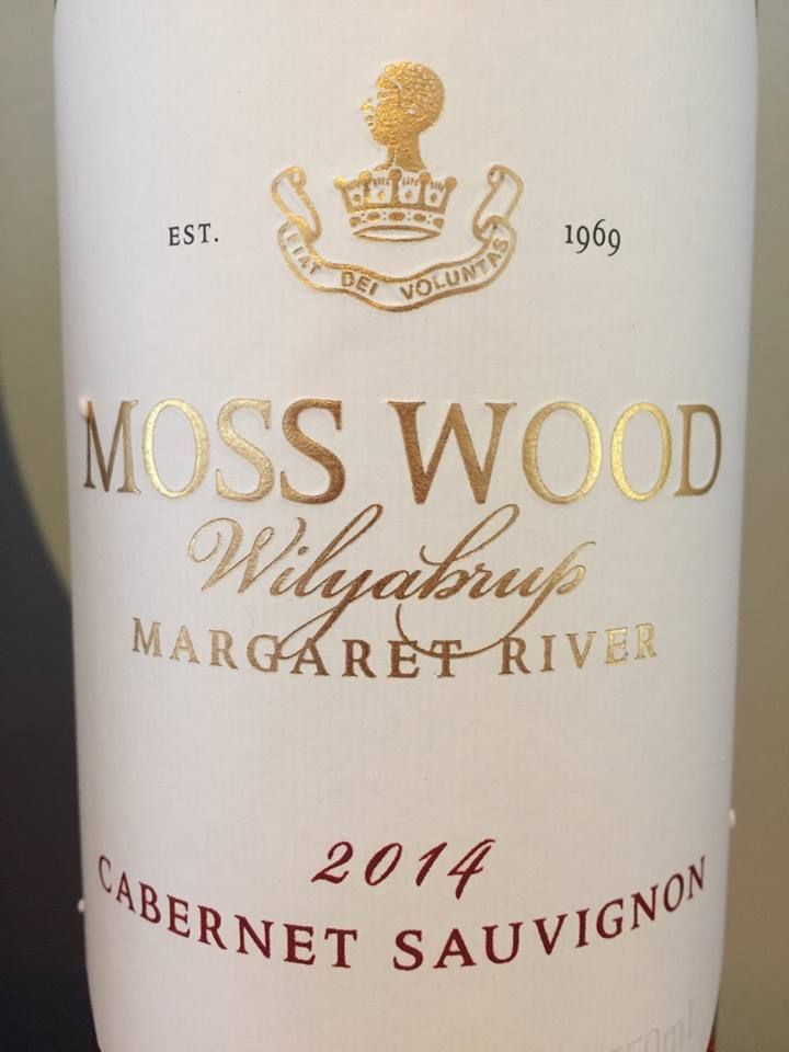 Moss Wood – Wilyaburp – Cabernet Sauvignon 2014 – Margaret River