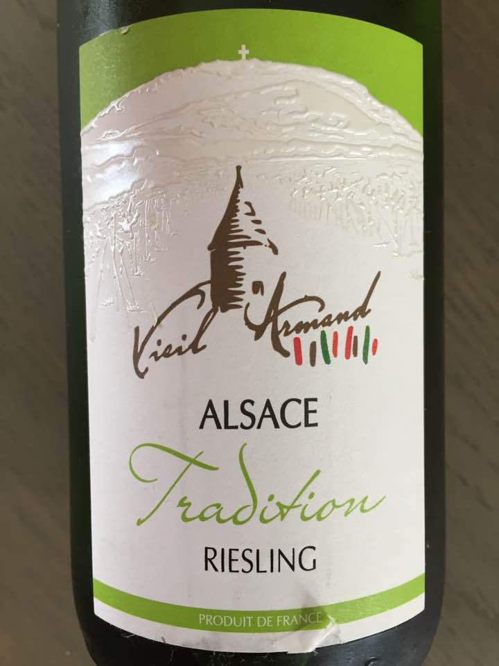 Vieil Armand – Riesling Tradition 2015 – Alsace