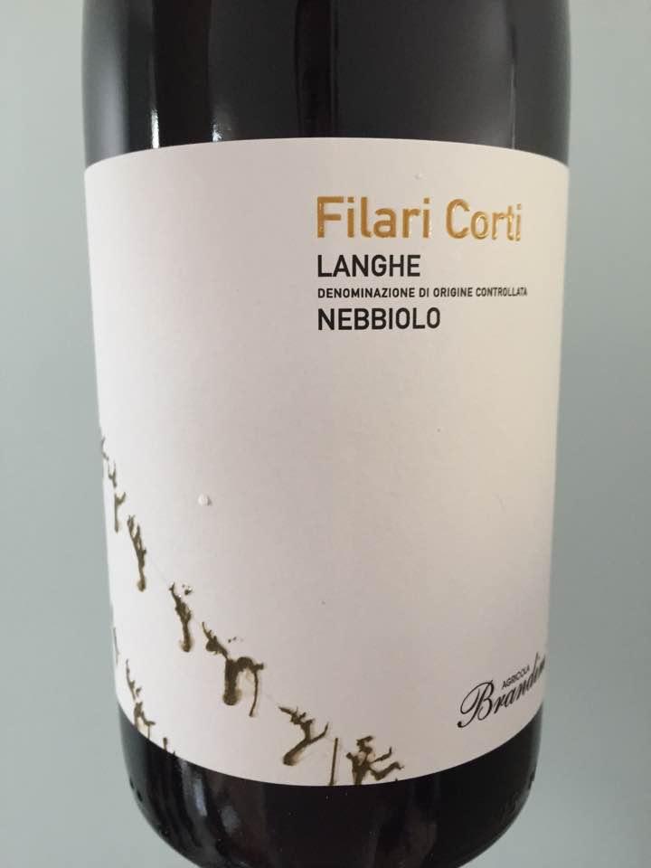 Agricola Brandini – Filari Corti 2014 – Nebbiolo – Langhe DOC