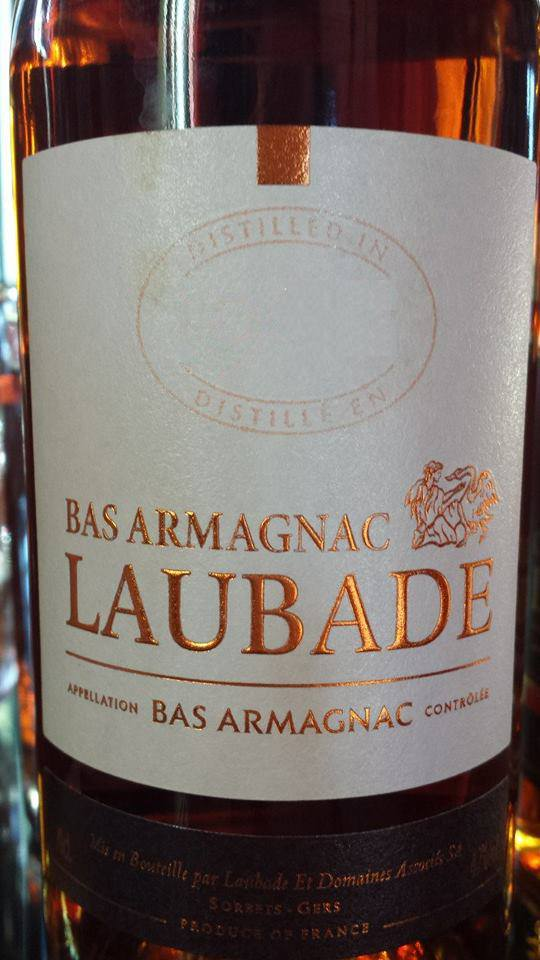 Château de Laubade – 18 ans – Bas-Armagnac