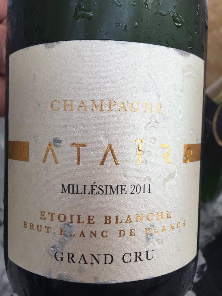 Champagne Ataïr 2011 – Champagne Grand Cru