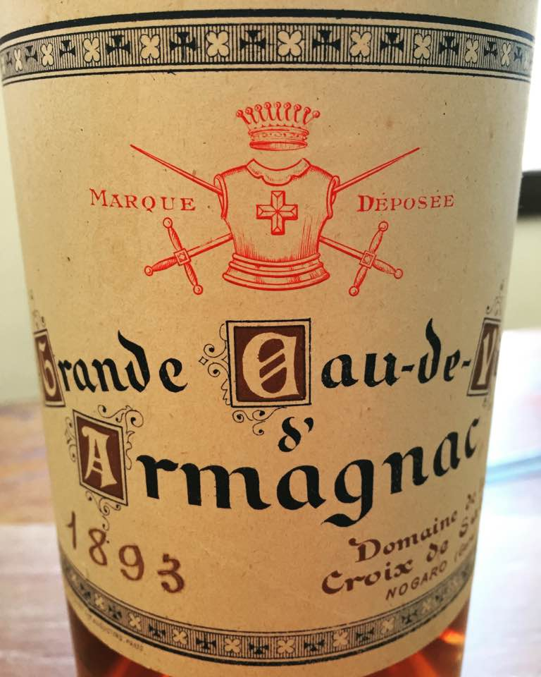 Dartigalongue 1893  – Bas-Armagnac