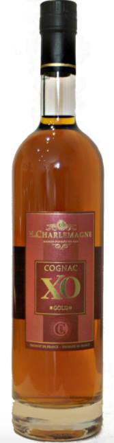 J & L. Charlemagne – XO – Lot n°50 – Cognac