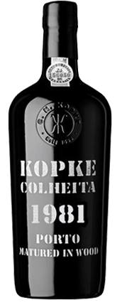 Kopke – Colheita 1981 – Porto