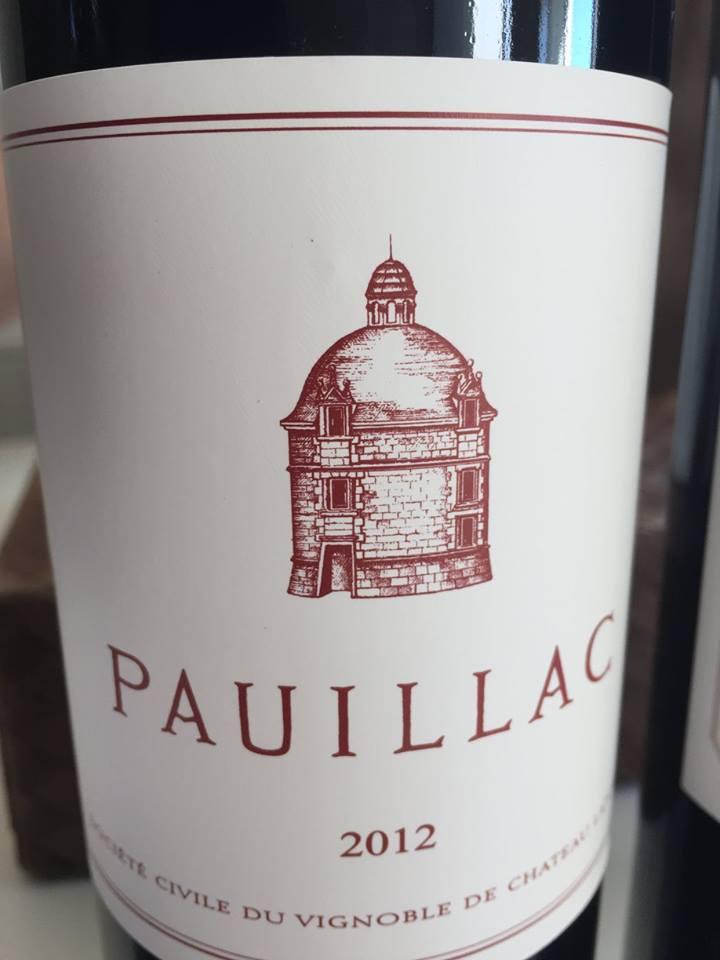 Le Pauillac de Château Latour 2012 – Pauillac