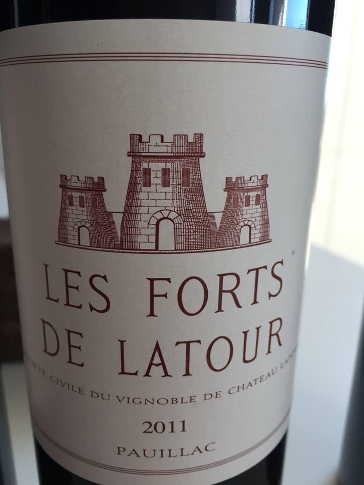 Les Forts de Latour 2011 – Pauillac