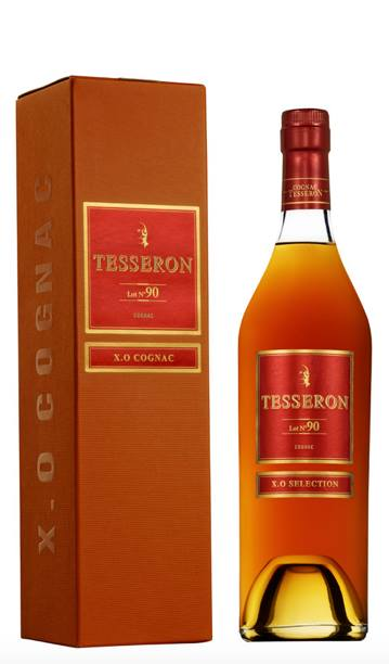 Tesseron – Lot n°90 – XO – Cognac