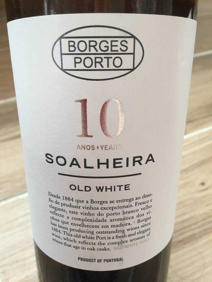 Borges – Soalheira 10 years old – Old White