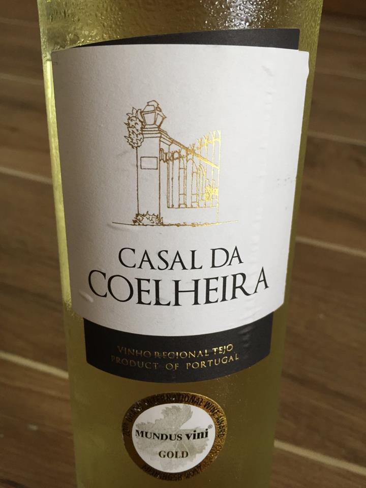 Casal da Coelheira – Vinho Branco 2016 – Tejo