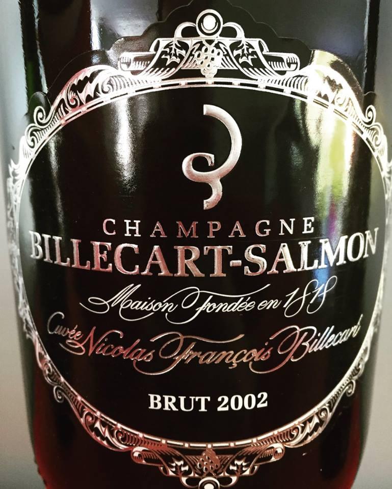 Champagne Billecart-Salmon – Cuvée Nicolas Francois Billecart 2002 – Brut