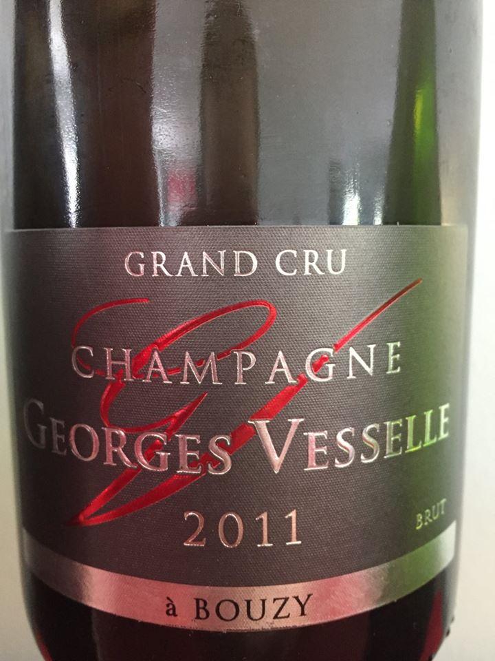 Champagne Georges Vesselle 2011 – Grand Cru– Brut