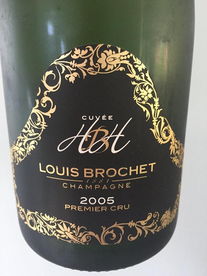 Champagne Louis Brochet 2005 – Premier Cru – Brut