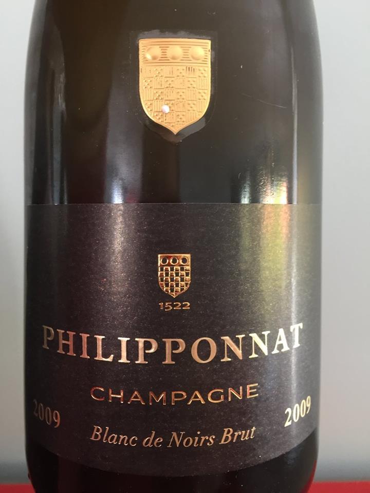 Champagne Philipponnat – Blanc de Noirs 2009 – Brut