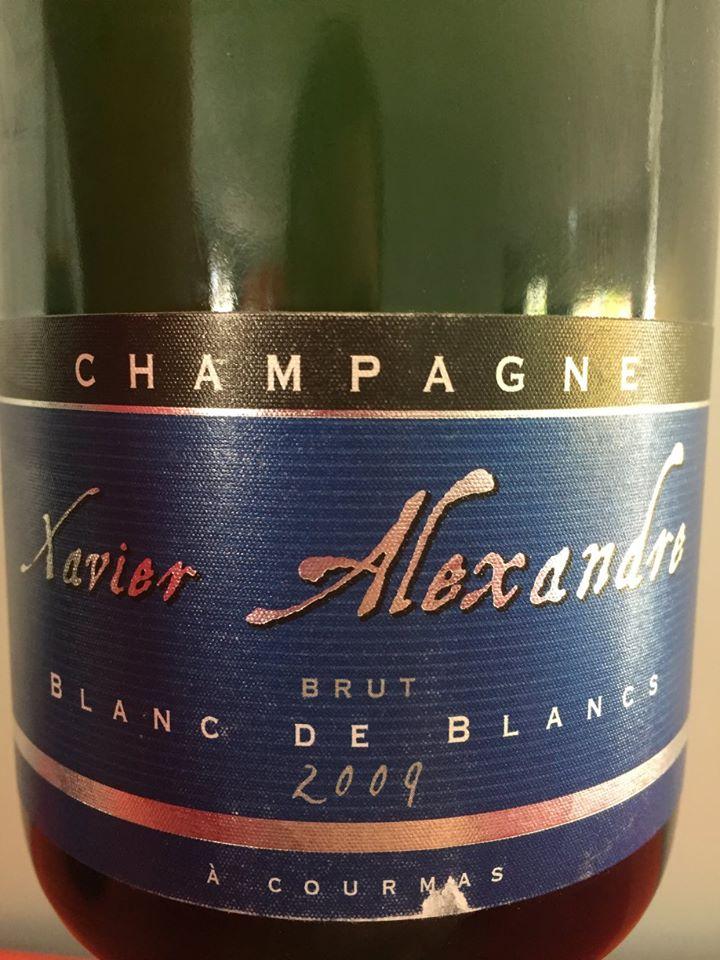 Champagne Xavier Alexandre – Blanc de Blanc 2009 – Brut