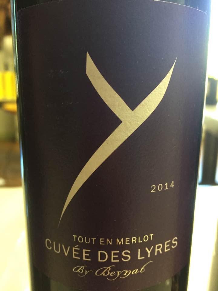 Château Beynat – Cuvée des Lyres 2014 – Castillon Côtes-de-Bordeaux