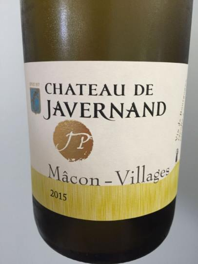 Château de Javenand 2015 – Mâcon-Villages