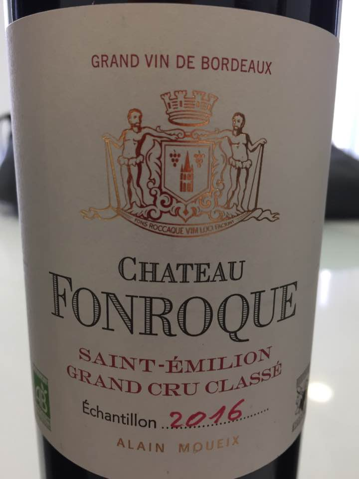 Château Fonroque 2016 – Saint-Emilion Grand Cru Classé