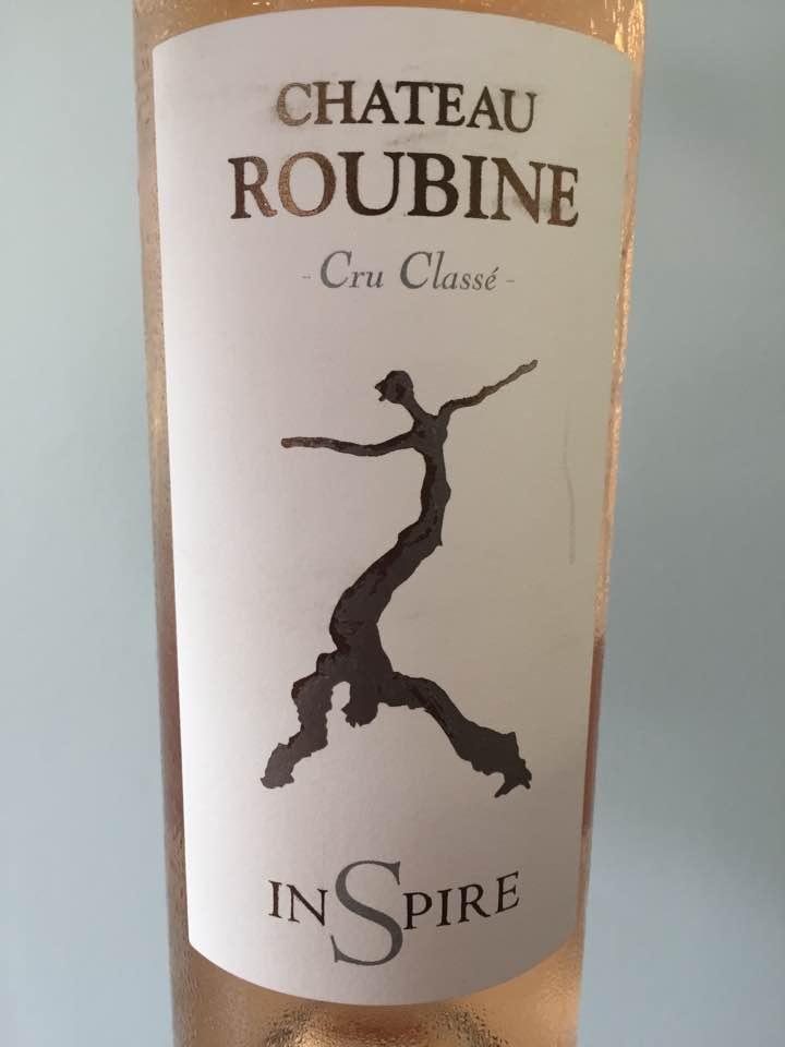 Château Roubine – Inspire 2016 – Côtes de Provence – Cru Classé