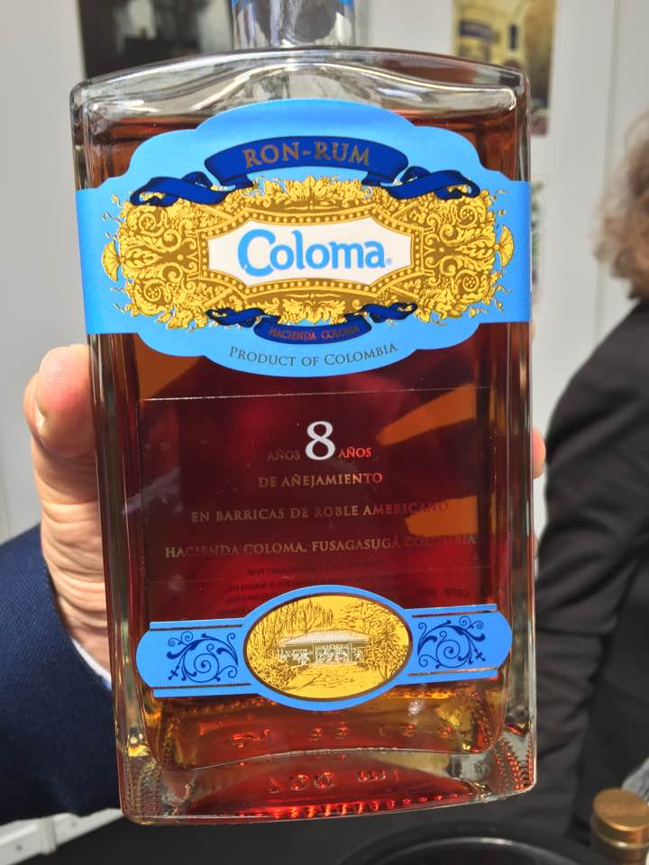Coloma – 8 Years Old – Rhum