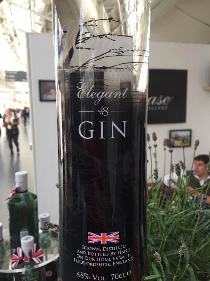 Crisp Elegant 48 Gin