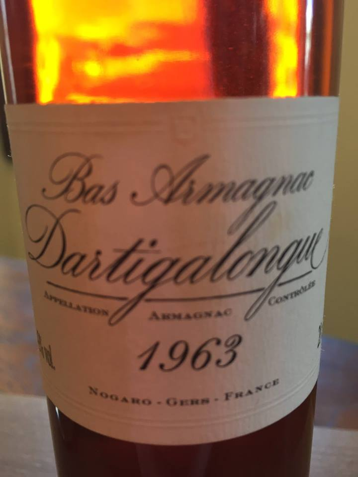 Dartigalongue 1963  – Bas-Armagnac