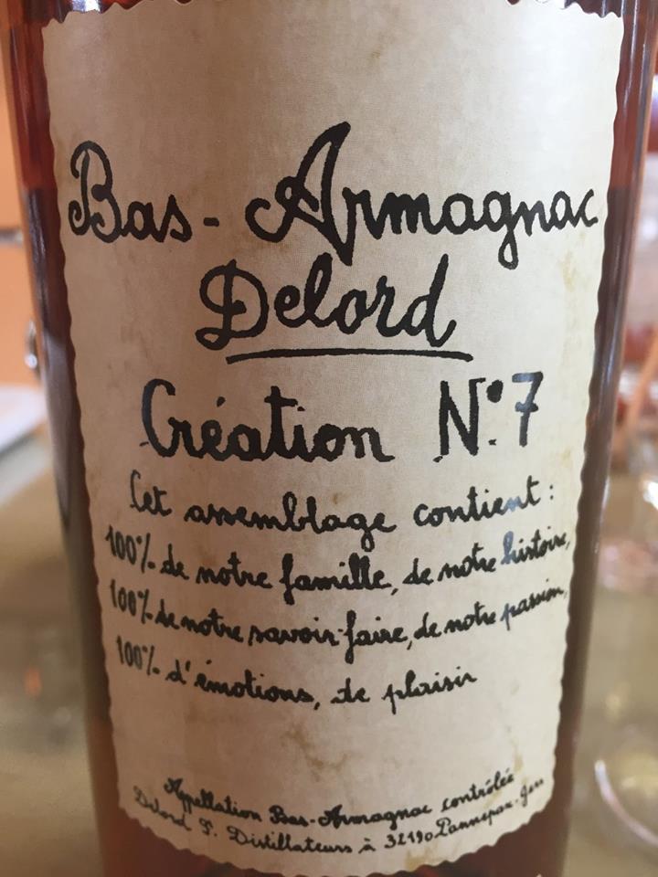 Delord – Création N°7 – Bas-Armagnac