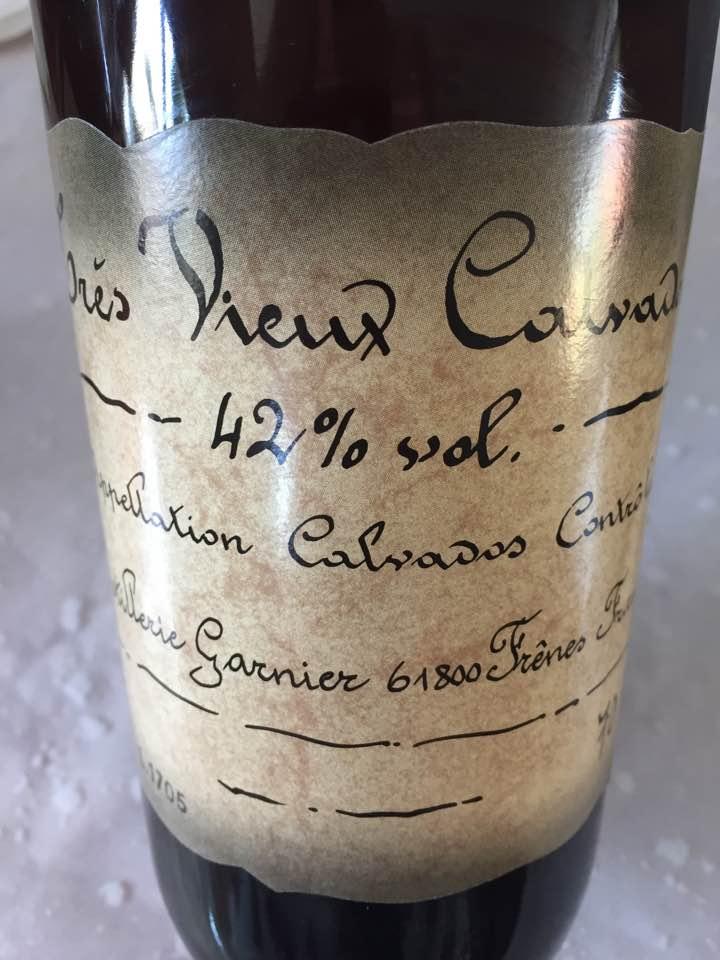 Distillerie Garnier – Très Vieux Calvados – 20 ans – Calvados
