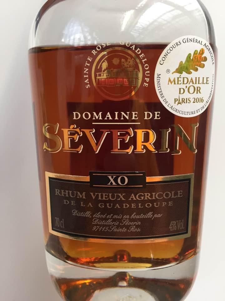 Domaine de Séverin – XO Vieux Rhum Agricole – Guadeloupe