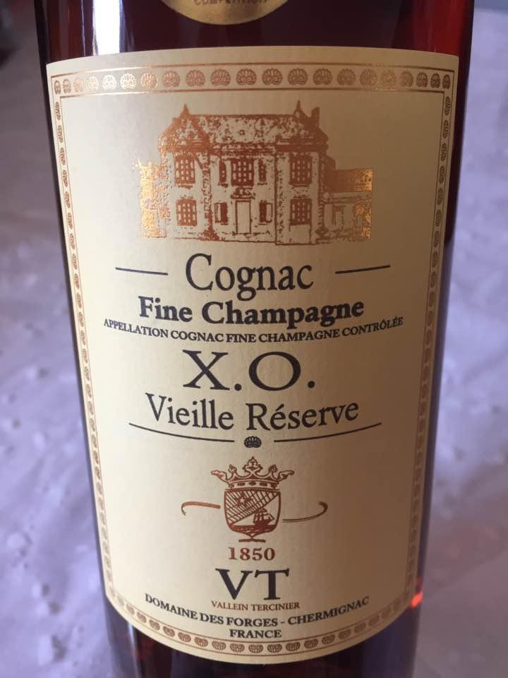 Domaine des Forges-Chermignac – XO Vieilles Réserve – Fine Champagne – Cognac