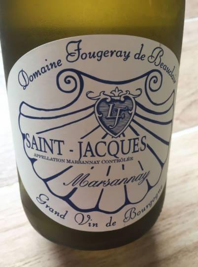 Domaine Fougeroy de Beauclair – Saint-Jacques 2015 – Marsannay