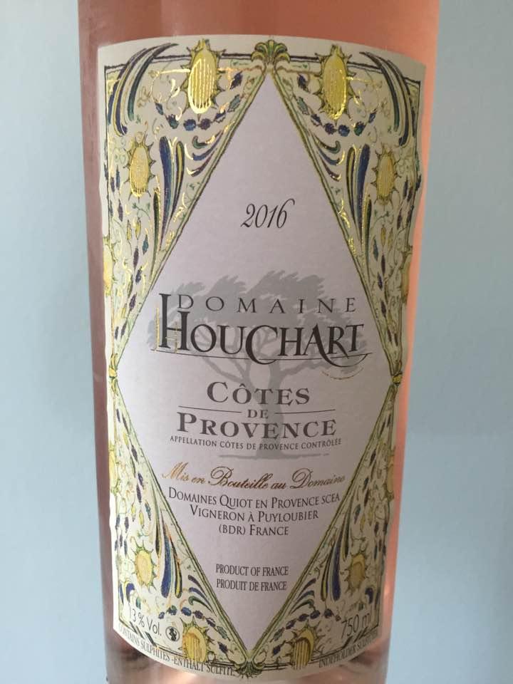 Domaine Houchart 2016 – Côtes de Provence