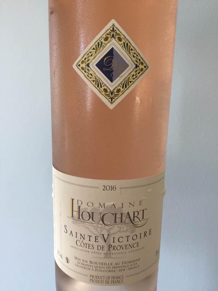 Domaine Houchart 2016 – Côtes de Provence Sainte Victoire