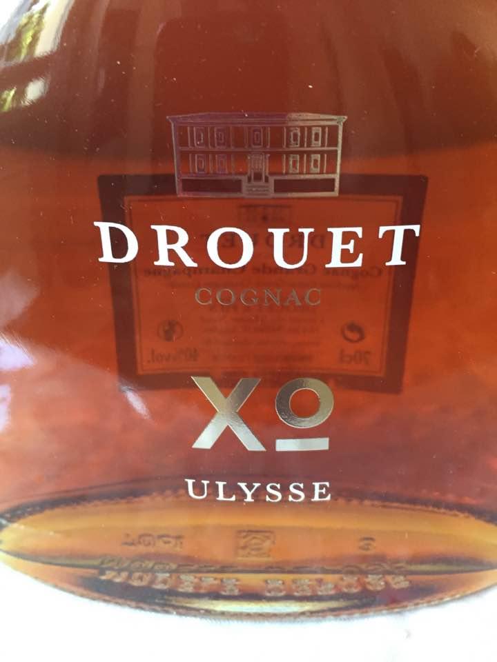 Drouet – XO Ulysse – 1er Cru de Cognac