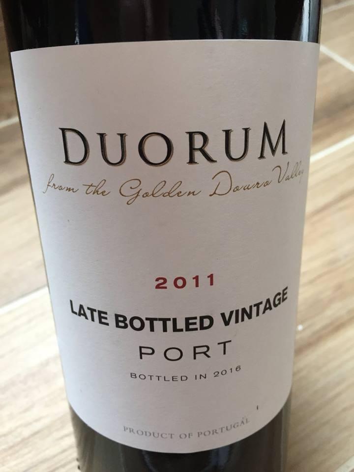 Duorum – LBV 2011 – Porto