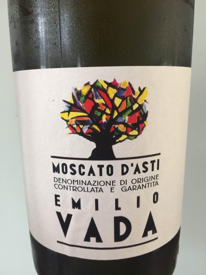 Emilio Vada 2016 – Moscato d'Asti